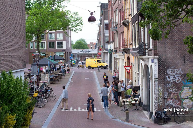 Nederland, Amsterdam, 12 juni 2015
