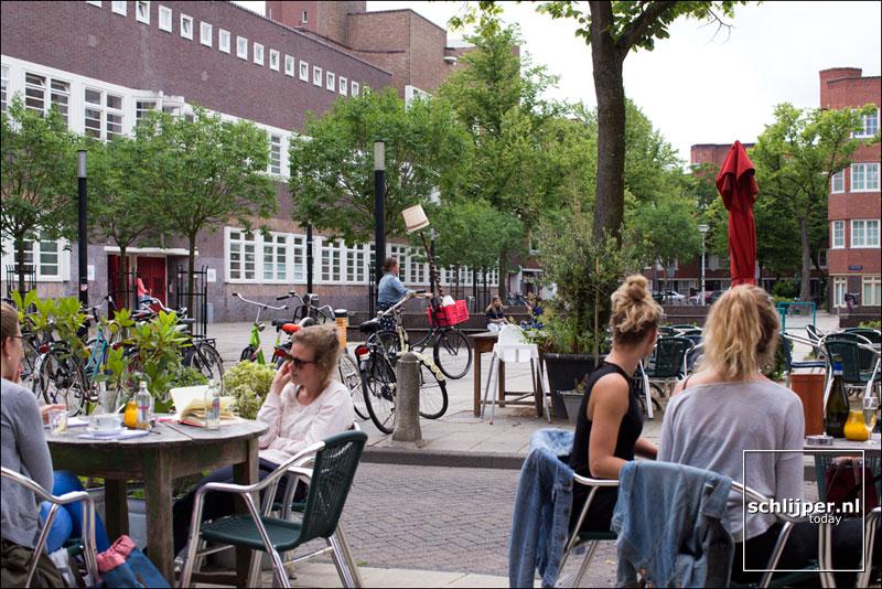 Nederland, Amsterdam, 13 juli 2015