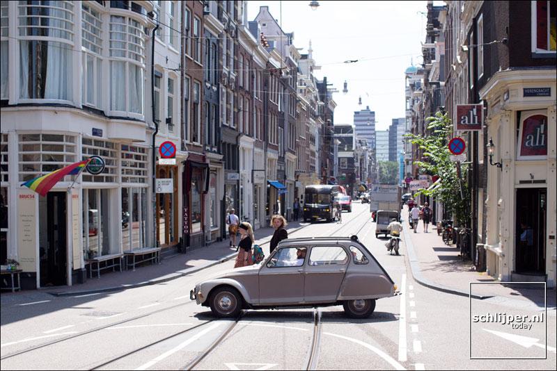 Nederland, Amsterdam, 16 juli 2015