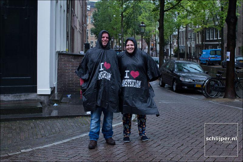 Nederland, Amsterdam, 4 augustus 2015
