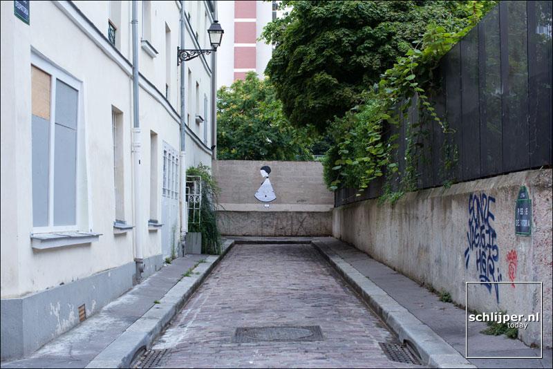 Frankrijk, Parijs, 20 augustus 2015