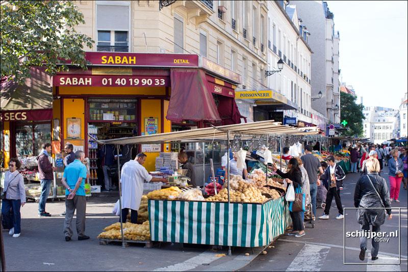 Frankrijk, Parijs, 25 augustus 2015