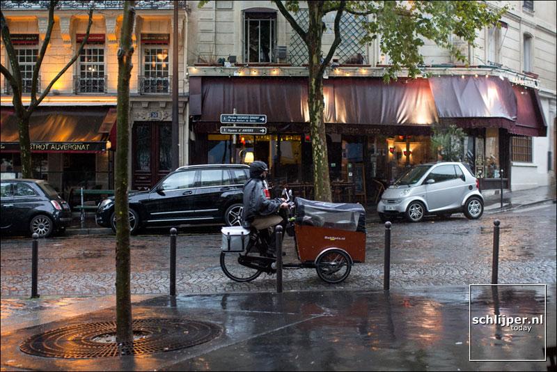 Frankrijk, Parijs, 27 augustus 2015