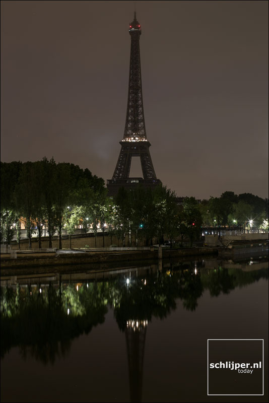 Frankrijk, Parijs, 28 augustus 2015