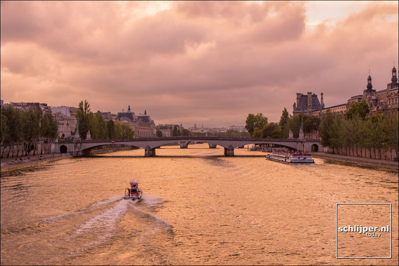 Frankrijk, Parijs, 31 augustus 2015