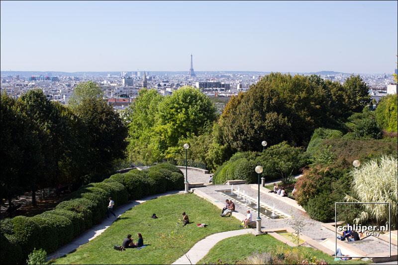 Frankrijk, Parijs, 9 september 2015