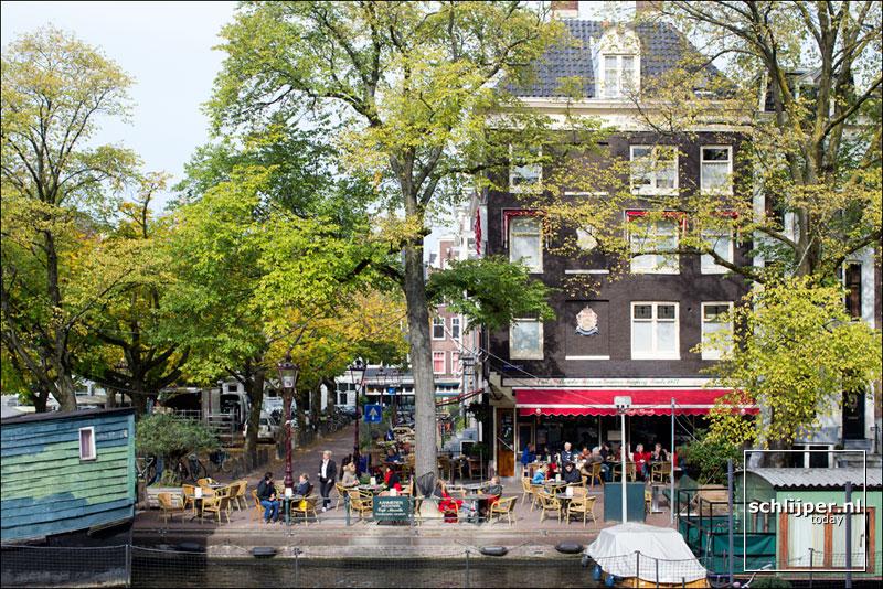 Nederland, Amsterdam, 13 oktober 2015