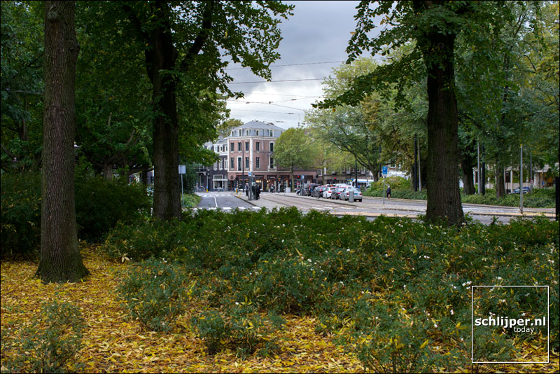 Nederland, Amsterdam, 20 oktober 2015