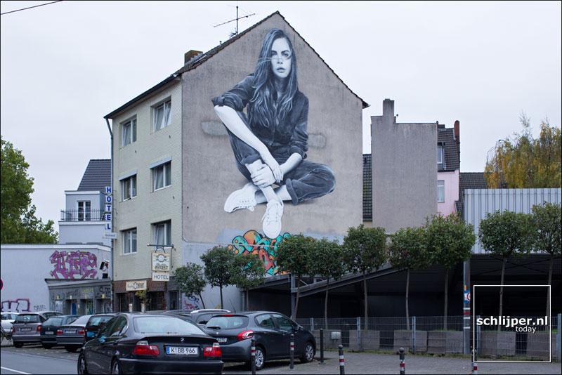 Duitsland, Keulen, 22 oktober 2015