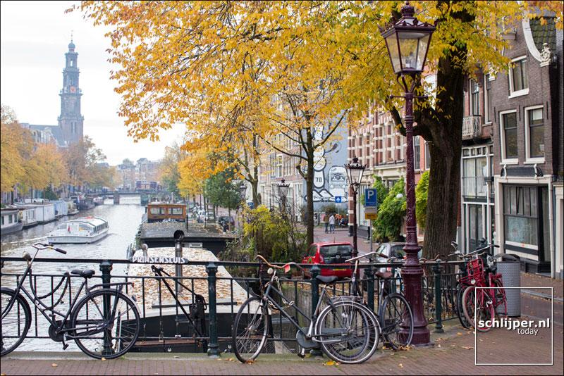 Nederland, Amsterdam, 28 oktober 2015