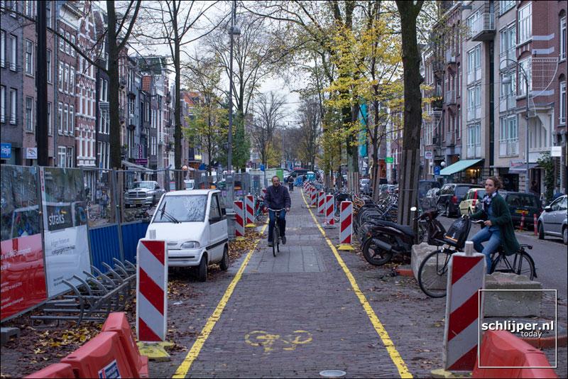 Nederland, Amsterdam, 11 november 2015