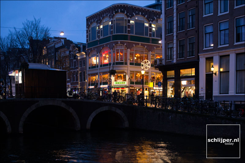 Nederland, Amsterdam, 19 november 2015