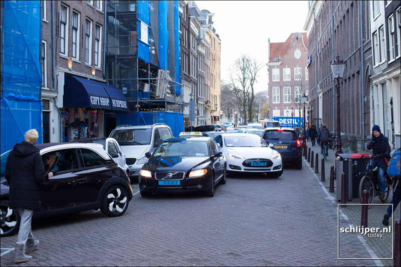 Nederland, Amsterdam, 4 december 2015