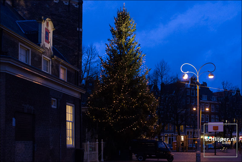 Nederland, Amsterdam, 11 december 2015