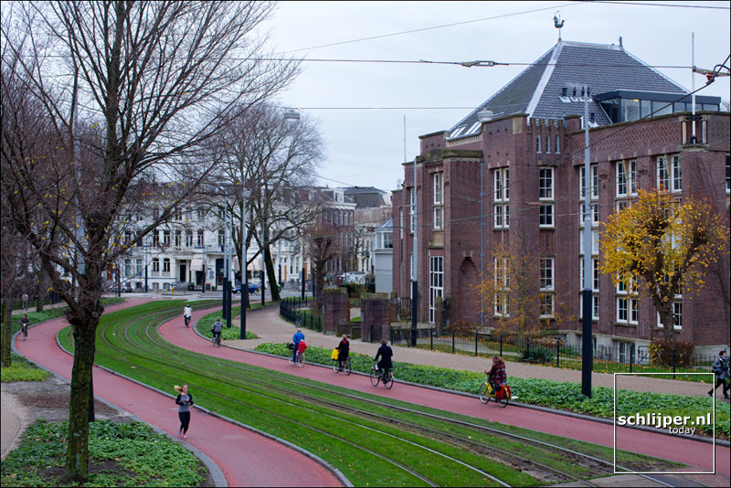 Nederland, Amsterdam, 12 december 2015