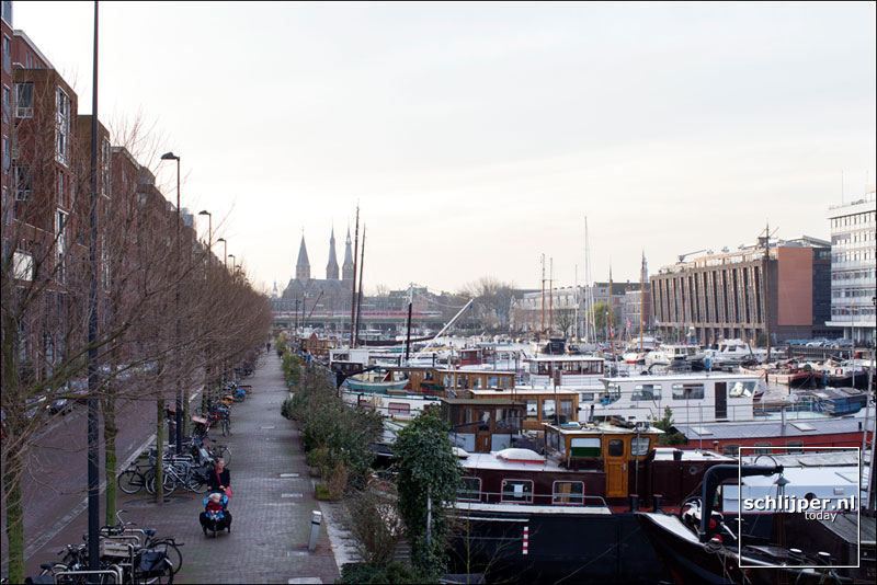 Nederland, Amsterdam, 17 december 2015