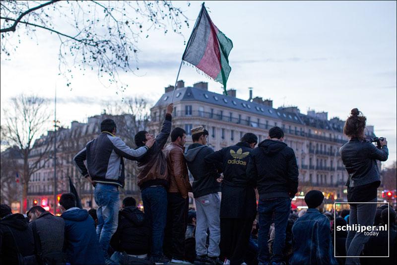 Frankrijk, Parijs, 19 december 2015