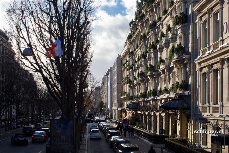 Frankrijk, Parijs, 21 december 2015