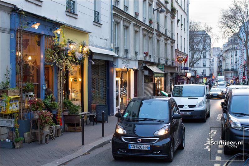Frankrijk, Parijs, 22 december 2015