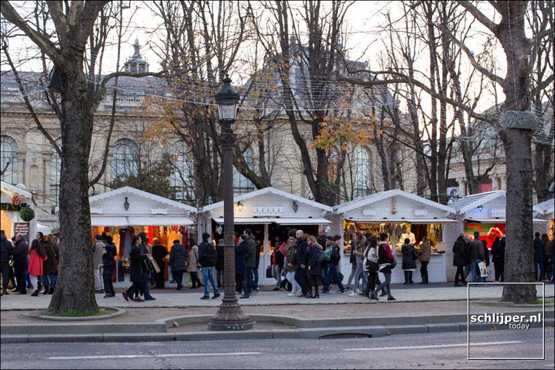 Frankrijk, Parijs, 23 december 2015