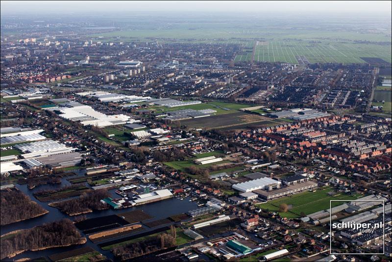 Nederland, Aalsmeer, 30 december 2015