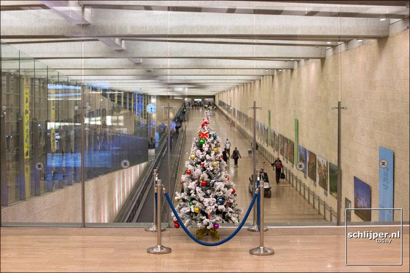 Israel, Ben Gurion Airport, 30 december 2015