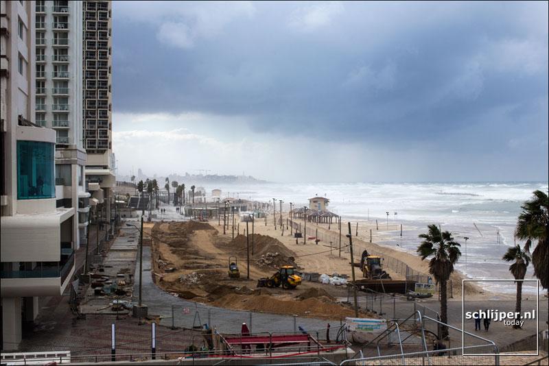Israel, Tel Aviv, 1 januari 2016