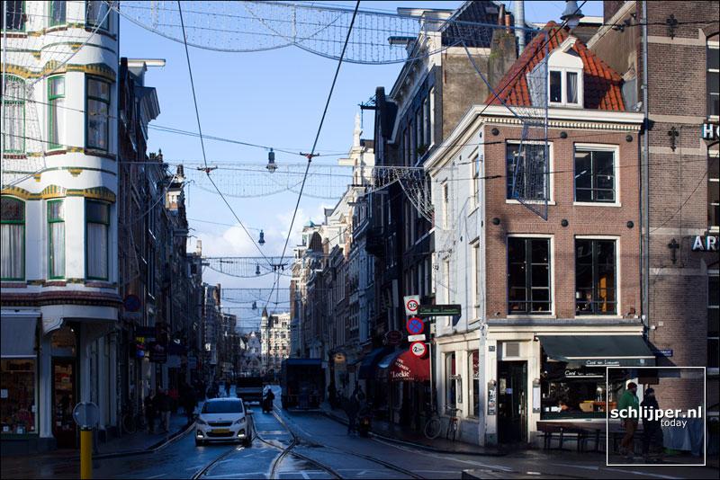 Nederland, Amsterdam, 12 januari 2016