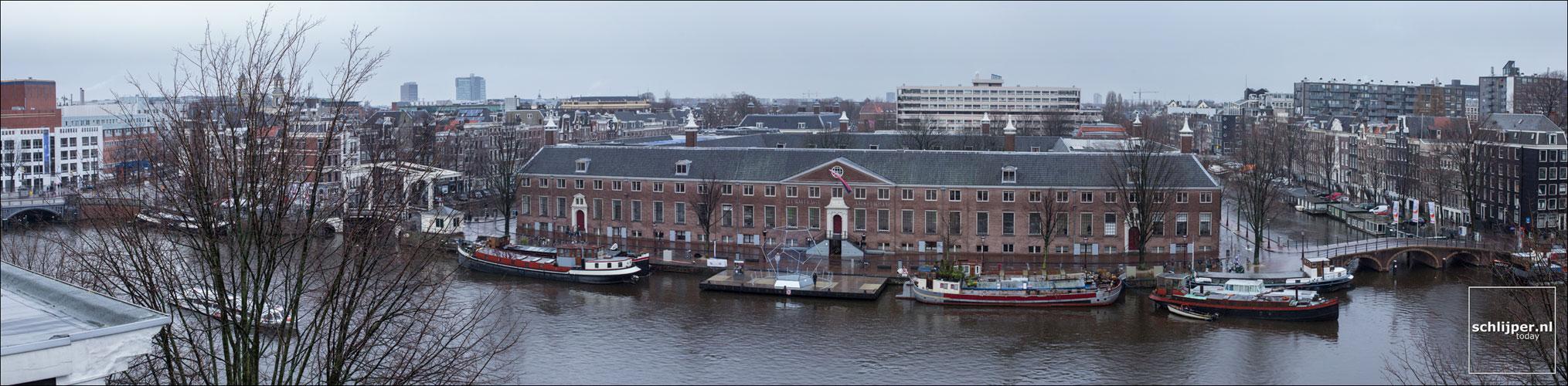 Nederland, Amsterdam, 13 januari 2016