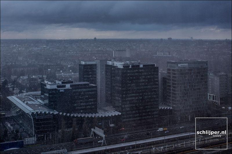 Nederland, Amsterdam, 14 januari 2016