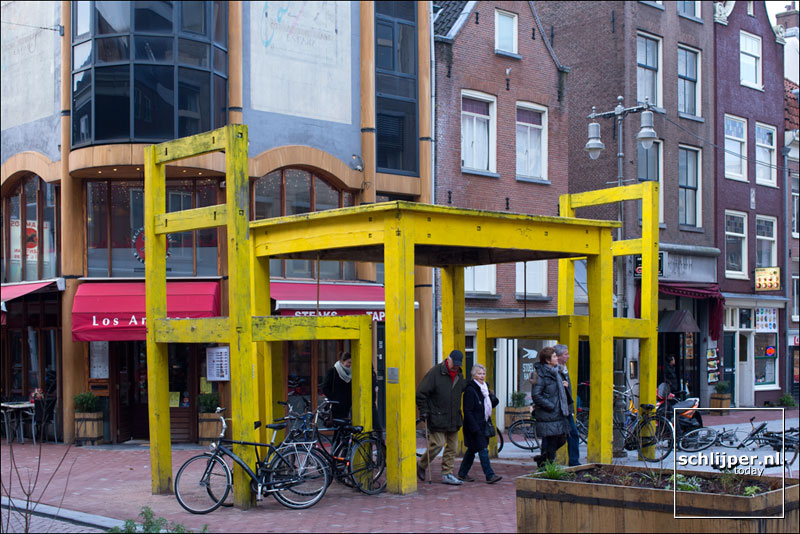Nederland, Amsterdam, 15 januari 2016