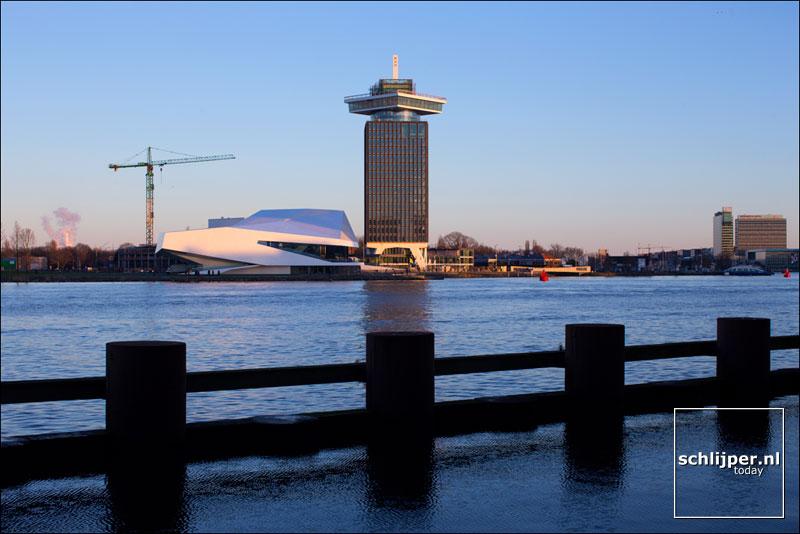 Nederland, Amsterdam, 17 januari 2016