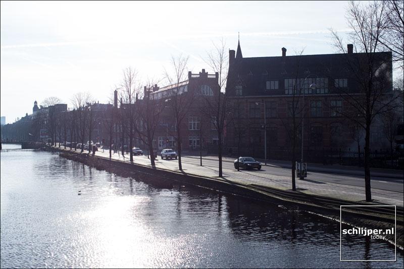 Nederland, Amsterdam, 18 januari 2016