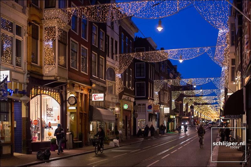 Nederland, Amsterdam, 20 januari 2016