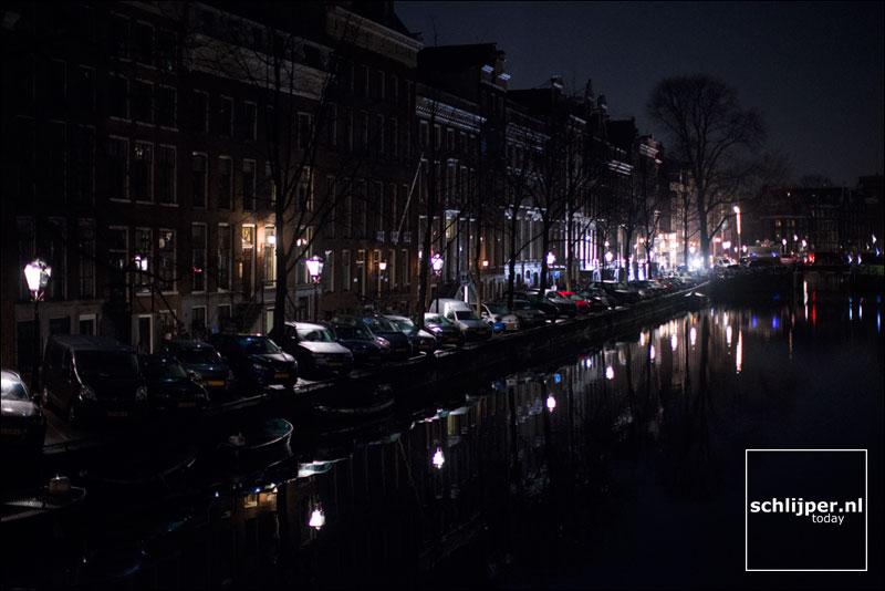 Nederland, Amsterdam, 23 januari 2016