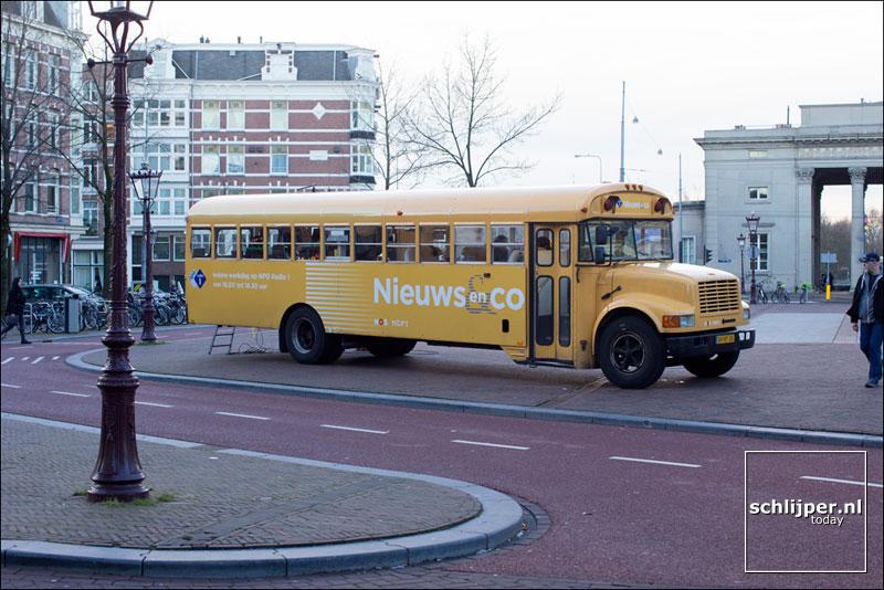 Nederland, Amsterdam, 25 januari 2016