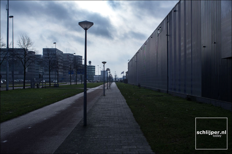 Nederland, Amsterdam, 26 januari 2016