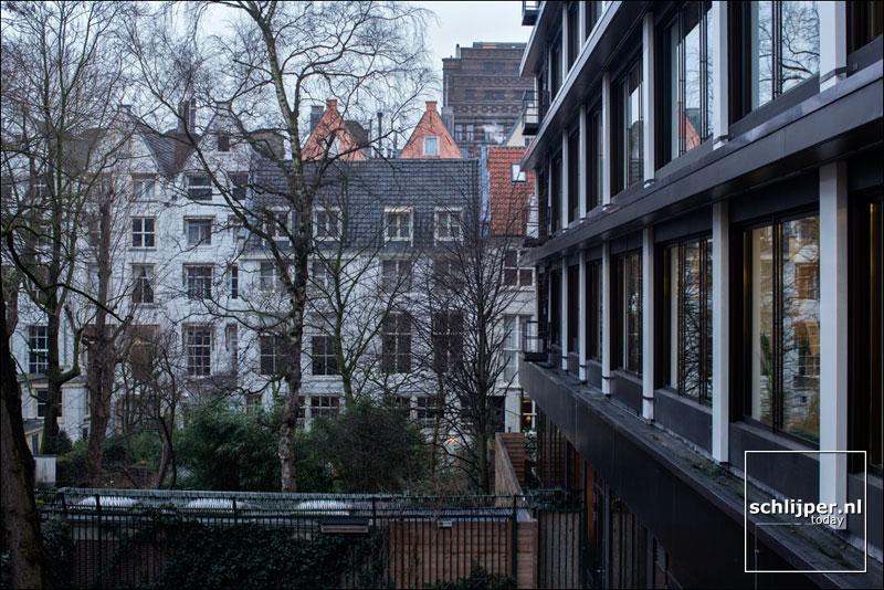 Nederland, Amsterdam, 27 januari 2016