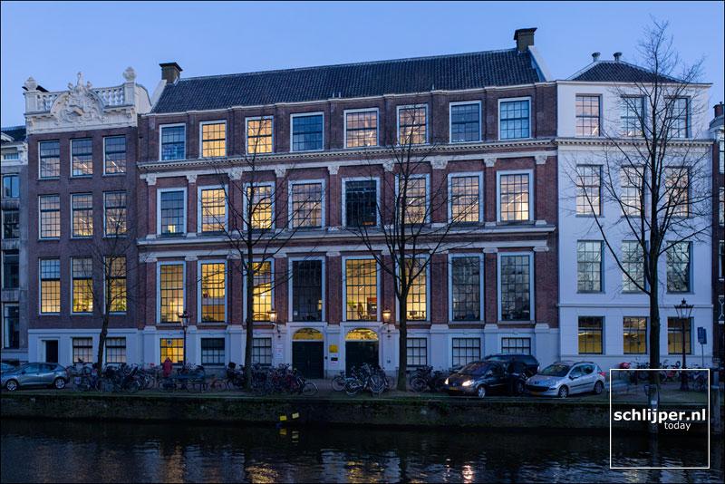Nederland, Amsterdam, 28 januari 2016