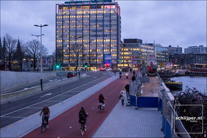 Nederland, Amsterdam, 29 januari 2016