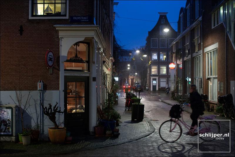 Nederland, Amsterdam, 31 januari 2016