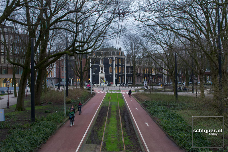 Nederland, Amsterdam, 1 februari 2016