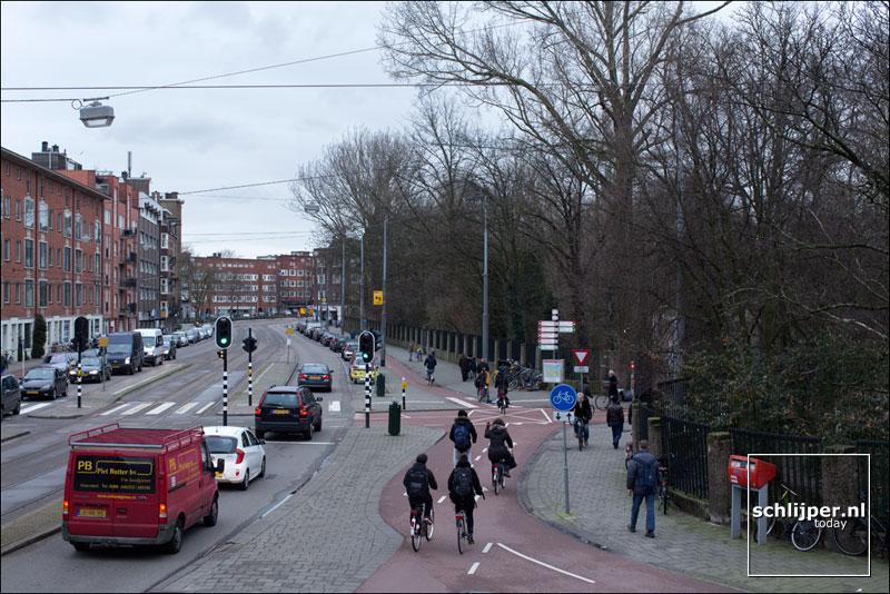 Nederland, Amsterdam, 5 februari 2016