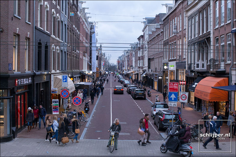 Nederland, Amsterdam, 6 februari 2016