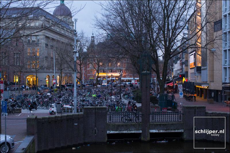 Nederland, Amsterdam, 7 februari 2016