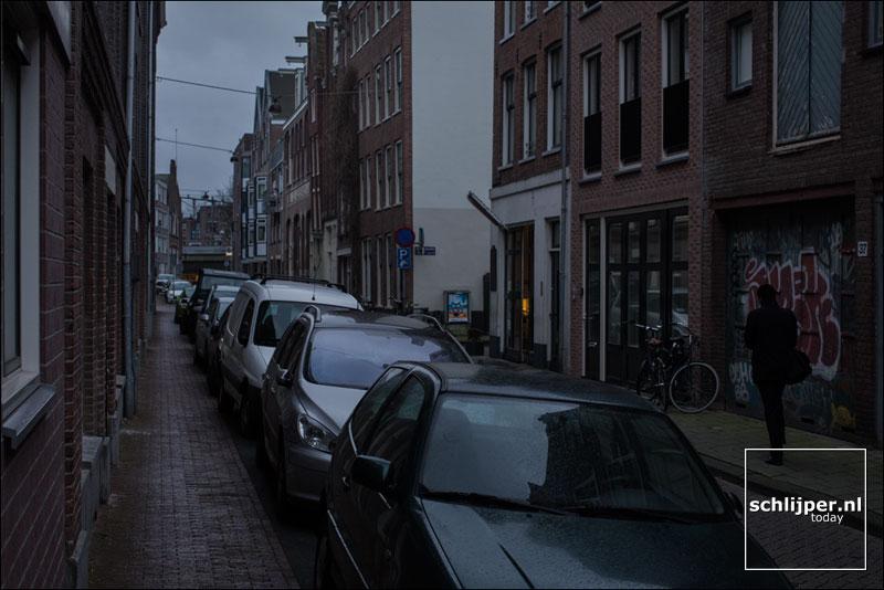 Nederland, Amsterdam, 8 februari 2016