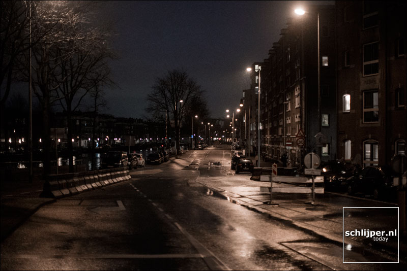 Nederland, Amsterdam, 9 februari 2016