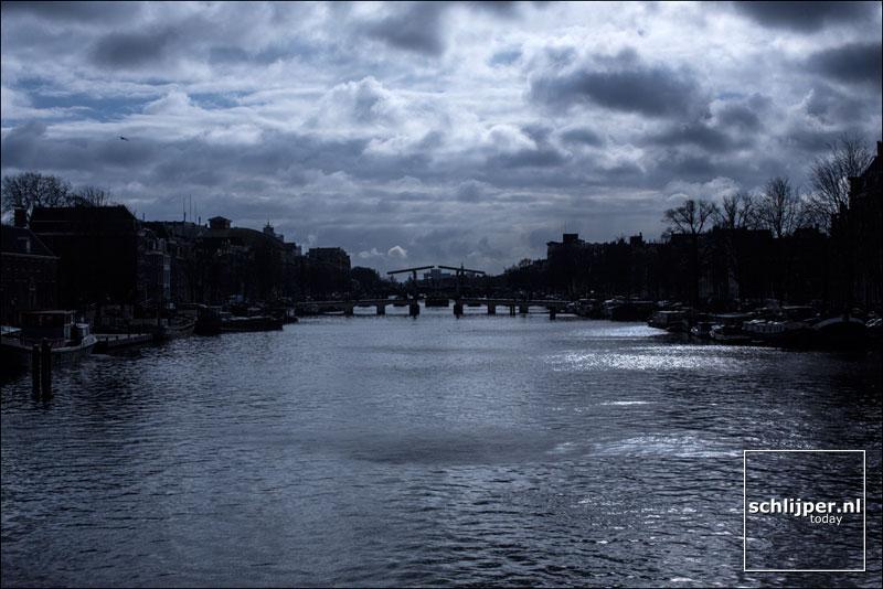 Nederland, Amsterdam, 10 februari 2016