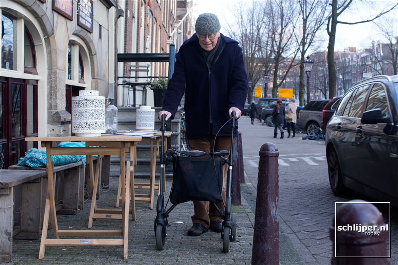 Nederland, Amsterdam, 11 februari 2016