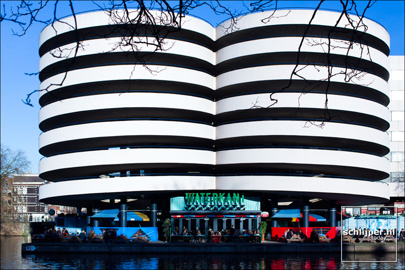 Nederland, Amsterdam, 16 februari 2016
